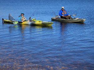 Upper Peninsula Kayak Anglers